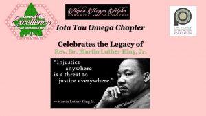 2021 ITO Celebrates MLK's Legacy
