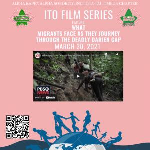migrant film series flyer